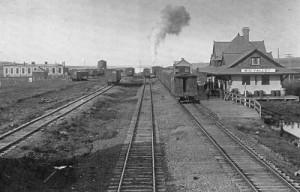 Big Valley, 1912.
