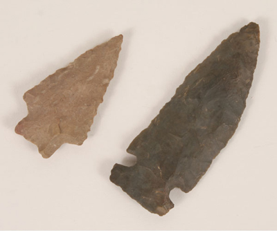 Using rocks such as quartzite, sandstone, or granite, the Cree fashioned many tools such as hammers, scrapers, axes, and knives by chipping away and flaking stones, a process known as knapping.
