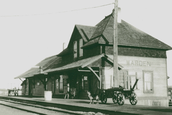 Warden Station. ©CNoS archives